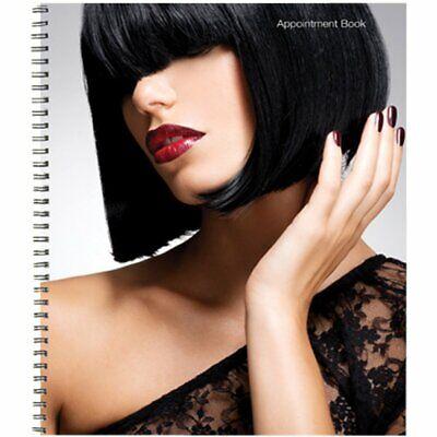 Burmax Salon Beauty Hair Dl Pro 6 Columns Appointment Book Bk-dlc200