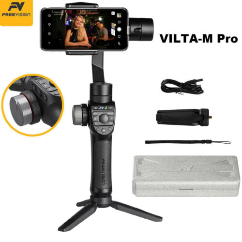 Freevision Vilta-M Pro 3-Axis Handheld Gimbal Stabilizer for