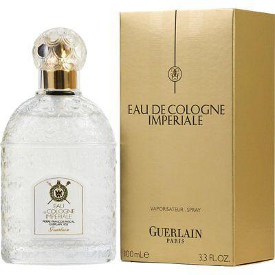 Imperiale Eau De Cologne by Guerlain 3.4 oz EDC Spray for Men (NIB) - Guerlain Edc Spray