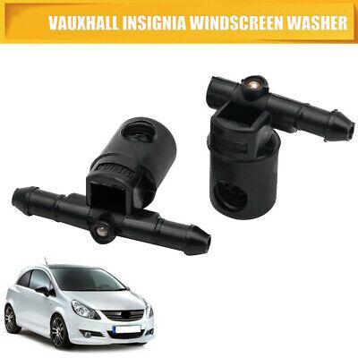 Fits Vauxhall Astra Zafira Corsa Windscreen Washer Jet Nozzle 1278250 LH & RH