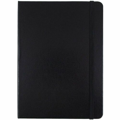 Moleskine Classic Notebook,Hard Cover (4.5 x 7.25) Ruled/Lined, BLACK