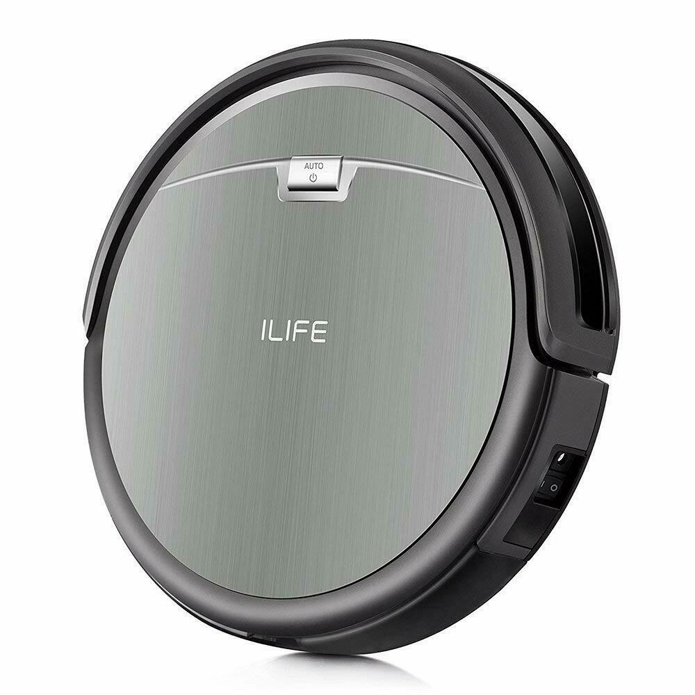 ILIFE A4s Gen 3 Remote Robot Vacuum Sweeper Cleaner Cordless