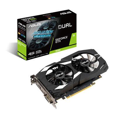 ASUS Dual GeForce GTX 1650 Gaming Grafikkarte (Nvidia 4GB GDDR5)