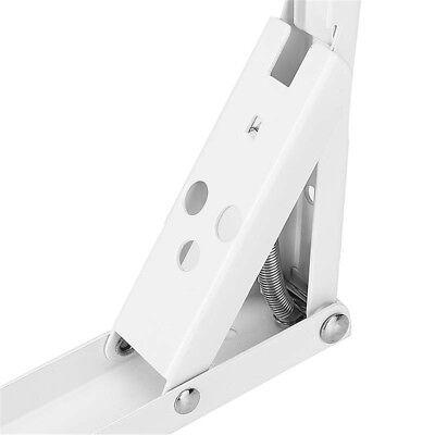 2pcs 8/10/12/14 Inch Folding Triangle Bracket Heavy Duty Ste