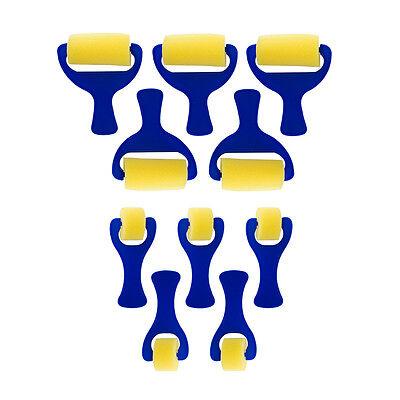 Jakar : Sponge Rollers : Pack of 10