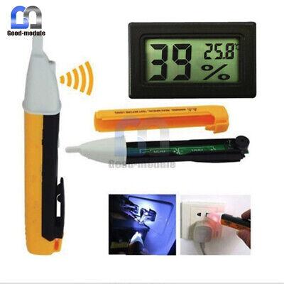 Digital Led Ac Electric Power Voltage Tester Volt Pen Detector Sensor 90-1000v G