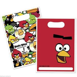 Angry Birds Party Bags  sc 1 st  eBay & Angry Birds Party | eBay