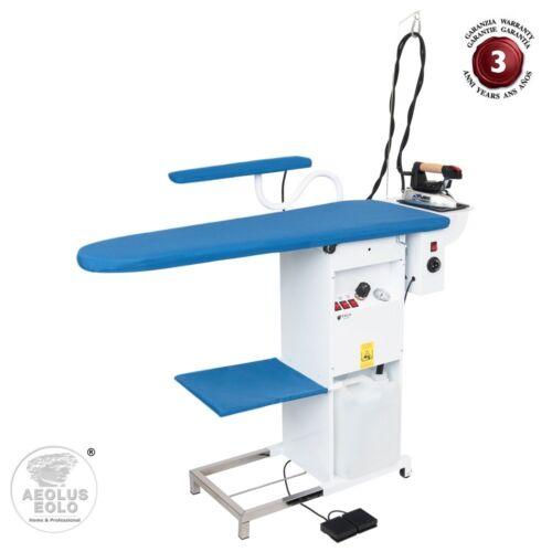 AEOLUS Steam Generator Ironing Board Vacuum Blowing Heated Iron Rest Sleeve TS04