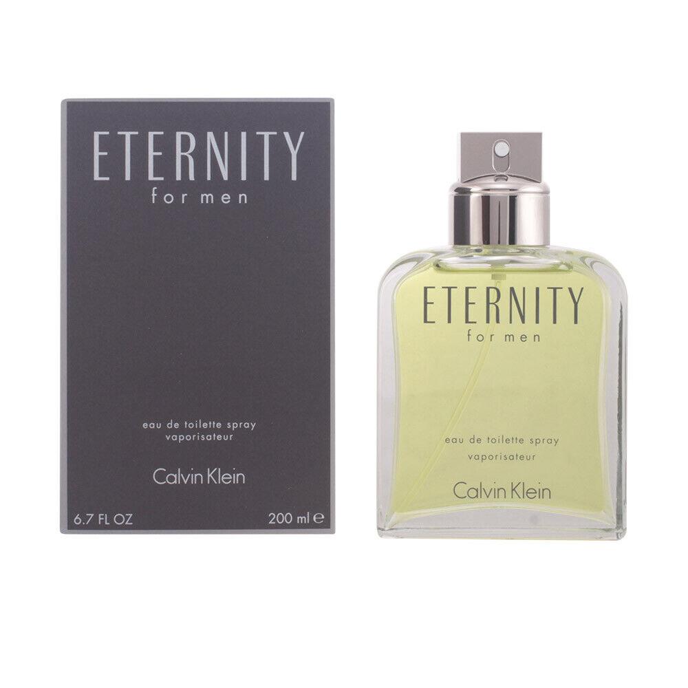Edt Calvin Klein Men Eternity Vaporisateur Sous Blister 200ml QdCtsxhr