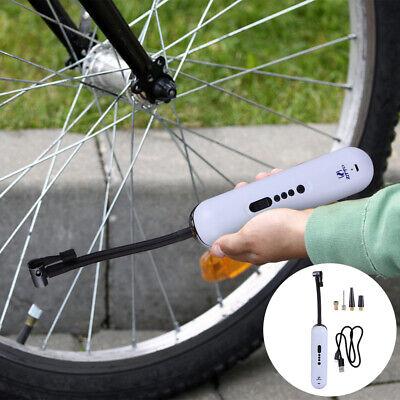 Bomba de aire eléctrica para coche Mini bomba de inflado de neumáticos...