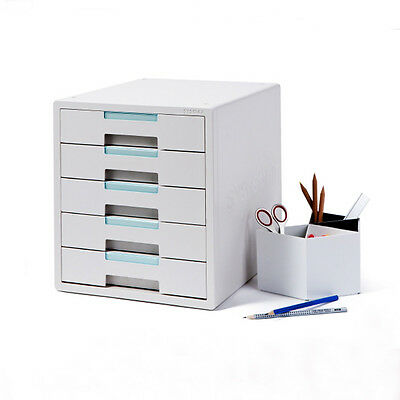 System-2 File Cabinet 5 Drawers Sysmax Office Life Long Lasting Beloved 12050