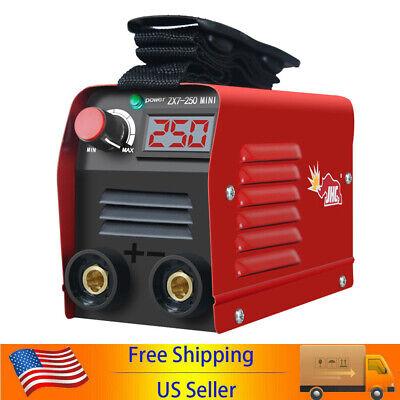 Zx7-250 250a Mini Electric Welding Machine Dc Igbt Inverter Arc Mma Stick H0t1
