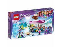 LEGO Friends Snow Resort Hot Chocolate Van (41319). Brand New