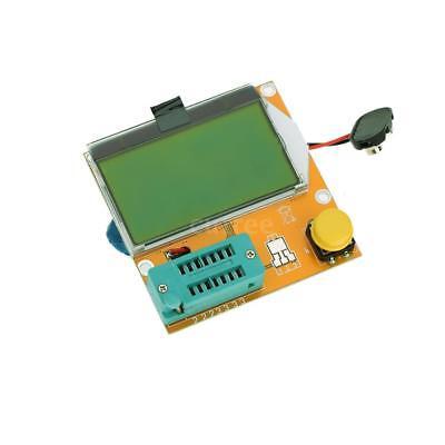 LCR-T3 Transistor Tester Diode Triode Kapazitiv ESR Meter MOS PNP NPN DE D3K6