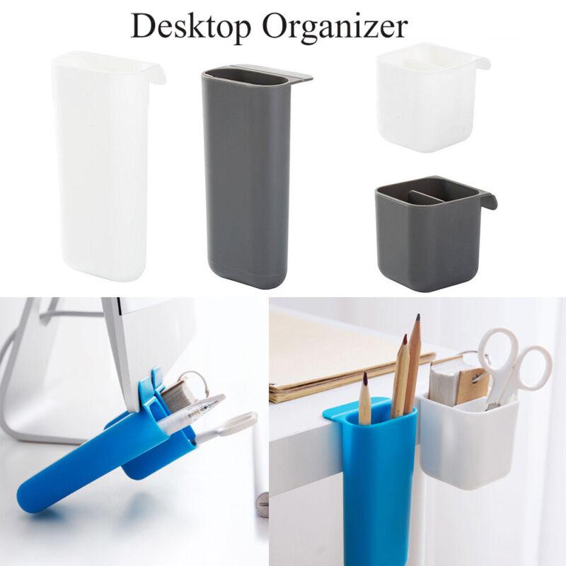 Decor Self-adhesive Pen Case Desktop Organizer Stationery Storage Pencil Holder