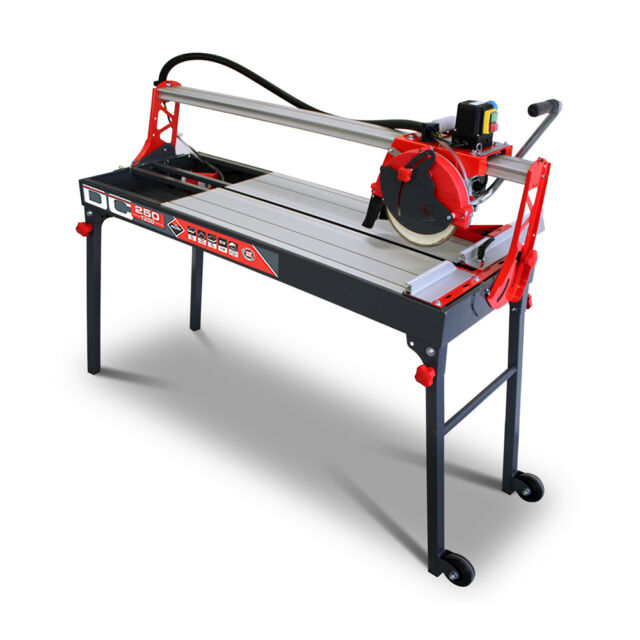 Rubi Dc 250 1200 Electric Tile Cutter Wet Saw 230v Zero Dust 55941