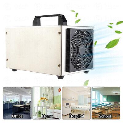 Ozonizador profesional Ozon O3 Generador Purificador de aire Olor 10000mg/h CE