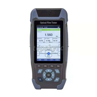 Optical Time Domain Reflectometer w/OTDR OPM LS VFL RJ45 Cable Order NK3200D tps