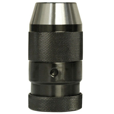 Hardened Steel 316 Inch - 34 Inch Keyless Drill Chuck With 3jt Taper Mount