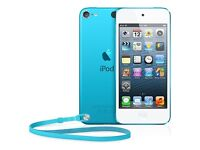 Blue iPod Touch 32GB