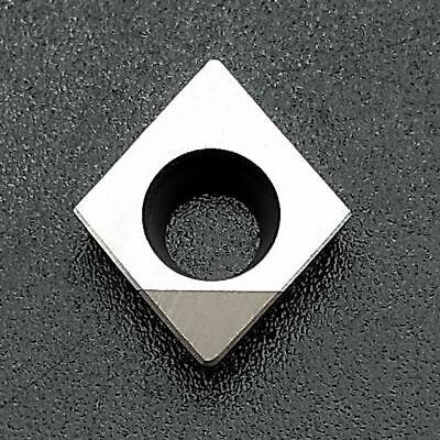2pcs Ccgt060204 Cbn Insert Diamond Inserts Carbide Inserts For Steel Processing