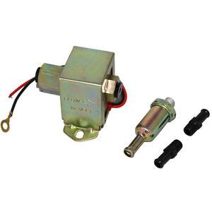 Fuel pump Universal low pressure E85 Petrol Diesel Ethanol Biodiesel Facet type