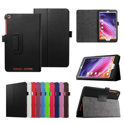 "Folio Leather Stand Case Cover For Acer Iconia A1 A3 W1 W4 One 7 8 10.1"" Tablet"