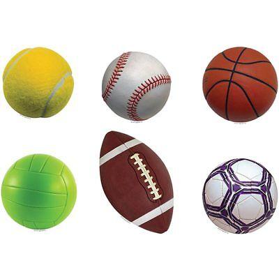 Bulletin Board Accents Sports Edupress EP-3124