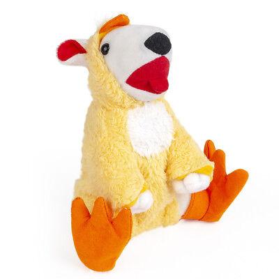 Target dog Spring Chick Bullseye Bulldog Plush Doll Stuffed Soft Toy 7 inch - Bullseye Doll