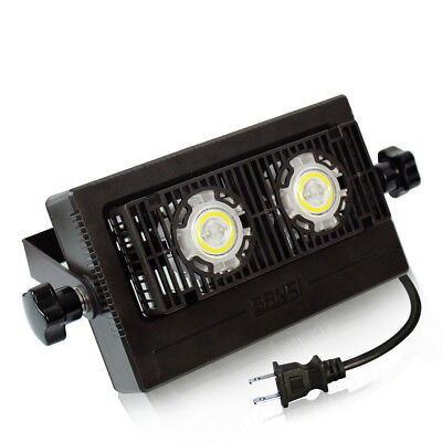 SANSI LED Flood Light Bulb Outdoor Garden Yard Waterproof Bright Lamp 1100lm 10W