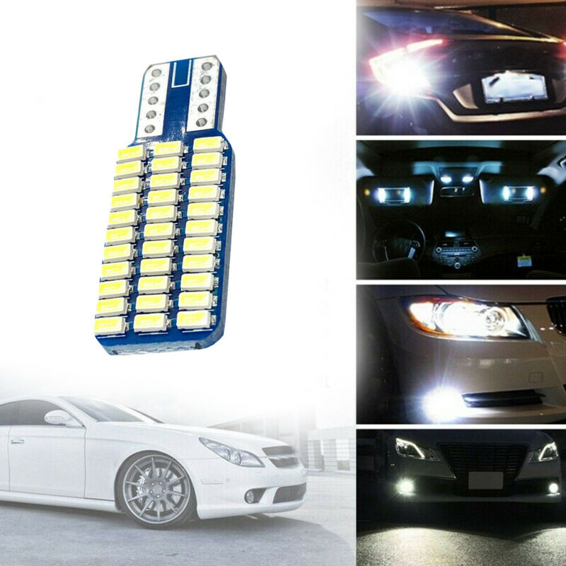 1x T10 192 194 168 W5W 30SMD LED Canbus Car Vehicle Door Light Width Lamp Bulb