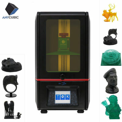 ANYCUBIC Photon 3D Printer  UV Resin SLA Insignificant-Cure LCD Jewelry Prototype Dental