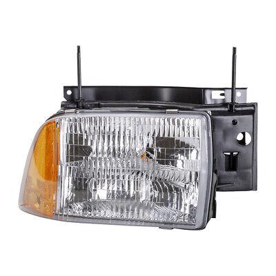 Headlight fits 1995-1997 Chevrolet Blazer C1500 Suburban,C2500 Suburban,K1500 Su