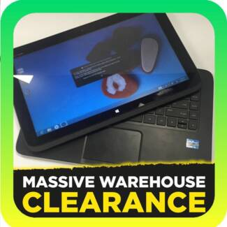 """HP Split X2 Hybrid Laptop/Tablet 13.3"""" Core i5 8GB 750GB WIN8 Tullamarine Hume Area Preview"""