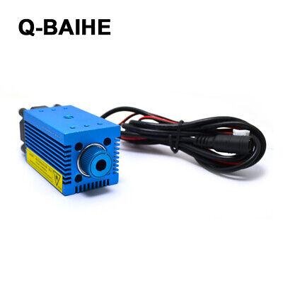 450nm 1w 12v Point Laser Blue Violet Adjustable Focus Diy 3d Ddicated Engraving