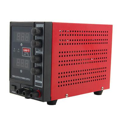 Uni-t Utp305 5a Adjustable Digital Dc Power Supply Variable Lab Grade 110220v