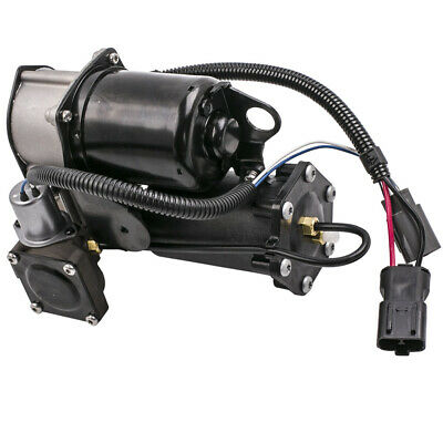 Air Suspension Compressor for Land Rover Range Rover LR3 LR4 Sport 2006-2014