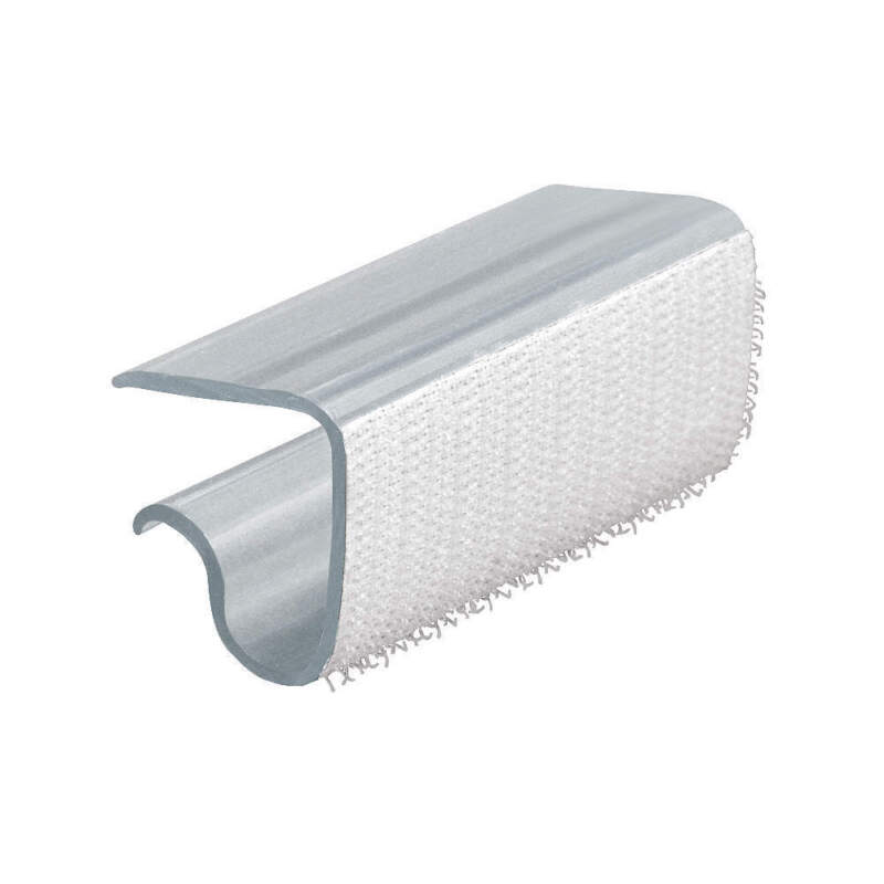 Table Skirting Clip,Poly,PK100 EZCLIP