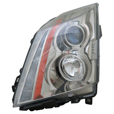 Headlight Assembly-Capa Certified Left TYC 20-6962-00-9 fits 08-15 Cadillac CTS