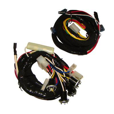 Complete Wiring Harness Front Rear Fits Ford Diesel 2000 3000 4000