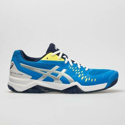 Asics Gel Challenger (Asics GEL-CHALLENGER 12 Men's 1041A045.400 ELECTRIC BLUE/SILVER Tennis Shoes )