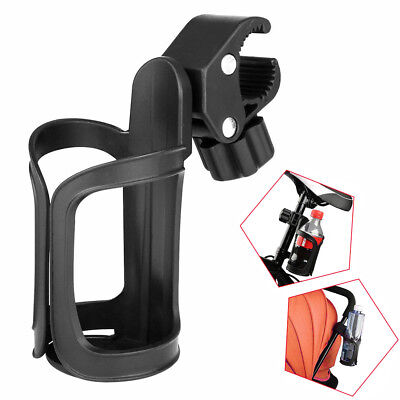 (Motorcycle Cycling Bicycle Handlebar Drink Water Bottle Cup Holder Mount Cage US)