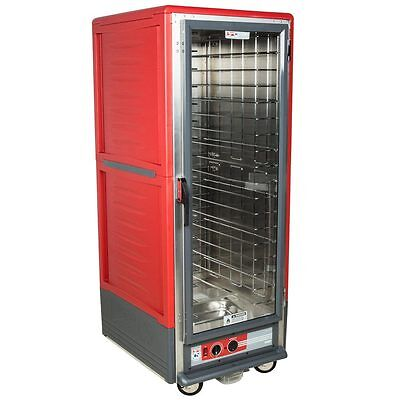 Metro C539-cfc-4 Full Height Insulated Heater Proofer With Fixed Pan Slides