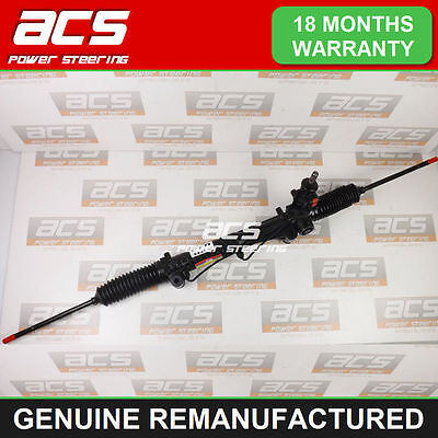 FORD TRANSIT MK7 POWER STEERING RACK 2006 TO 2014 - RECONDITIONED