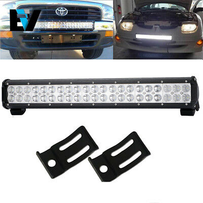 Fit Toyota 4Runner Tacoma 20Inch Led Light Bull Bar Combo Beam Rav4 1990 2017