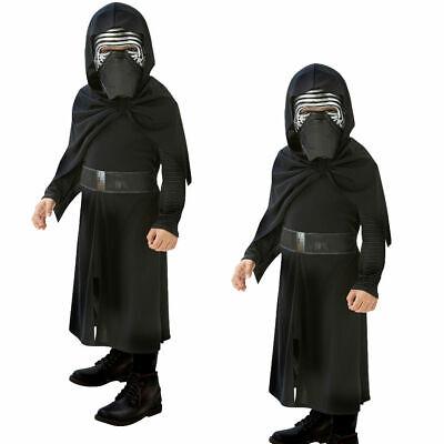 Klassisch Kylo Ren Jungen Kostüm Disney Star Wars das Erwachen der Macht Kinder