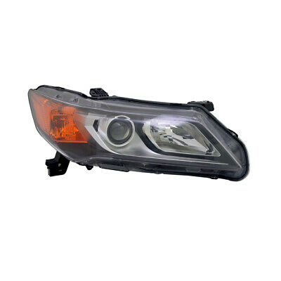 Headlight Assembly Right TYC 20-9327-00 fits 13-15 Acura ILX