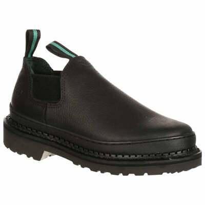 Georgia Boots Georgia  Giant Romeo Work Shoe  Casual   Work & Safety Black Mens Georgia Mens Safety Shoes