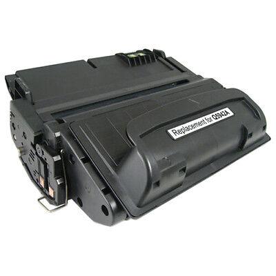 1 PK Black Toner Cartridge Compatible For HP Q5942A 42A LaserJet 4250n Printers