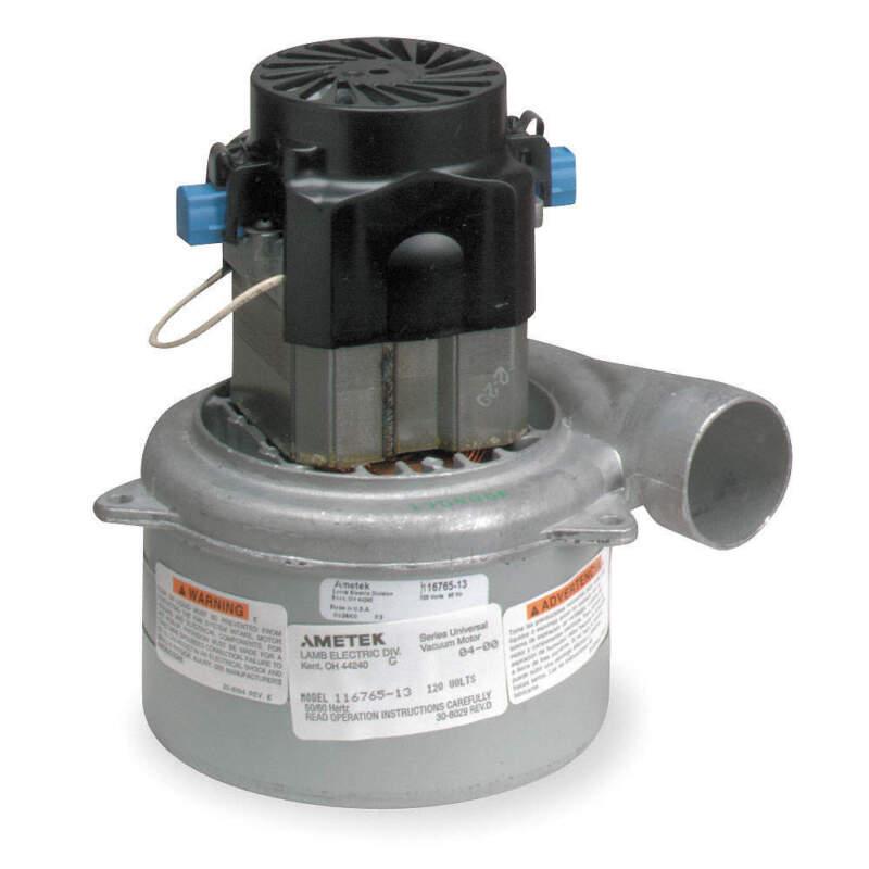 AMETEK LAMB 116765-13 Vacuum Motor,95.3 cfm,465 W,120V